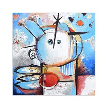 painting - schilderij - Ángeles Nieto