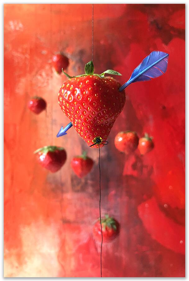 Fruto de amor photowork by Angeles Nieto