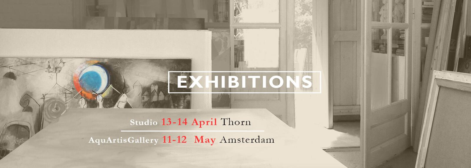 Exhibitions by Angeles Nieto