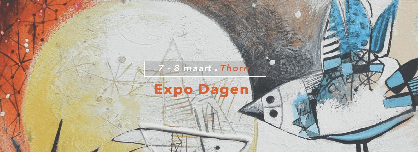 Expo Angeles Nieto Thorn